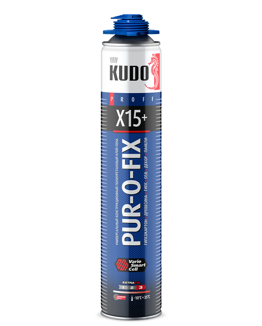 KUDO PUR-O-FIX X15+ EXTRA FIX