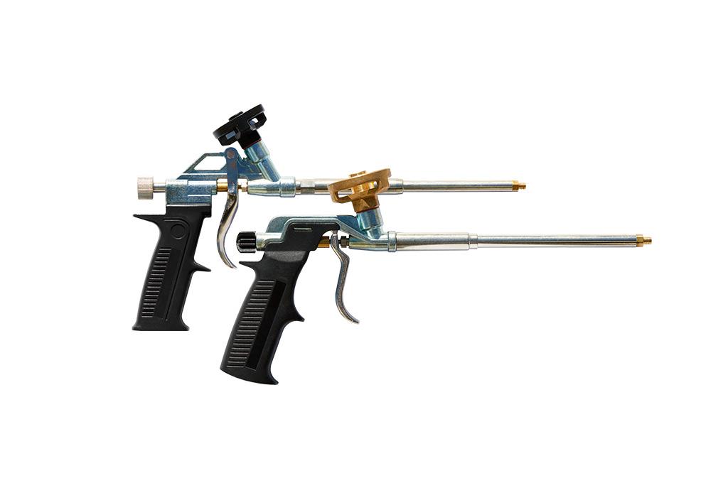 Новость Пистолеты для монтажной пены