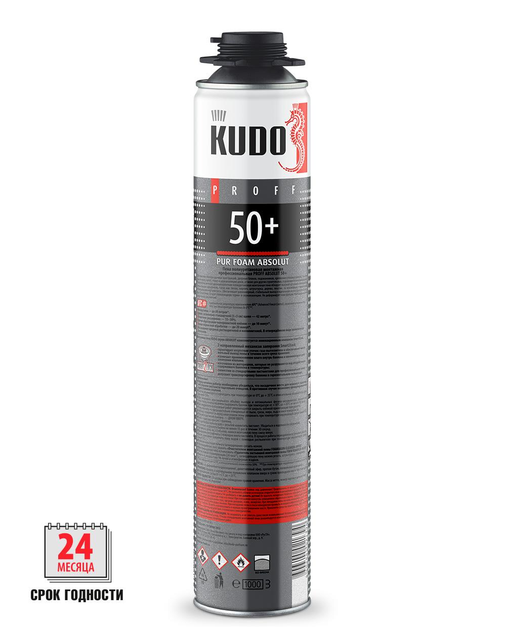 KUDO proff 50+